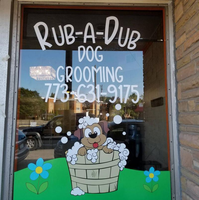 About Rub-a-Dub-Dog